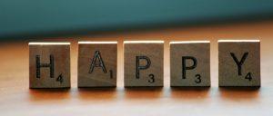 tekstschrijver maakt je gelukkig